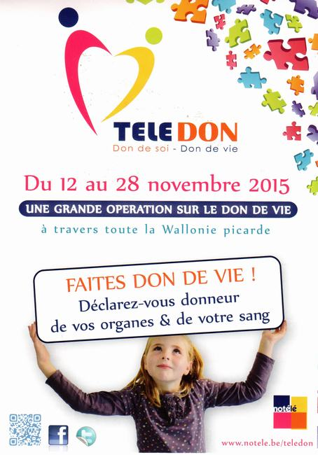 Teledon 2015