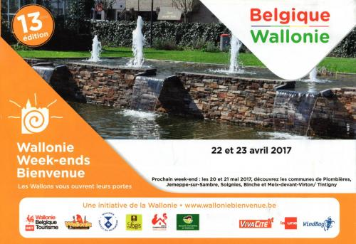 Wallonie Week-ends